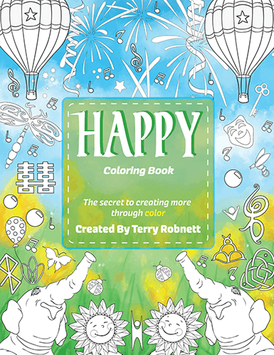 Happy Coloring Book